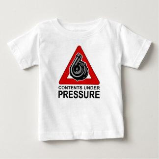CONTENTS UNDER PRESSURE BABY T-Shirt