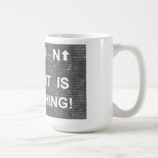 Context is Everything Mug