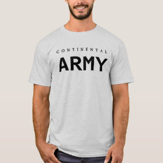 Continental Army T-Shirt