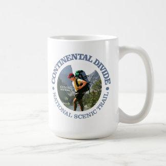 Continental Divide Trail (Hiker C) Coffee Mug