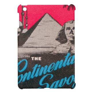 Continental Savoy Cairo Egypt iPad Mini Case