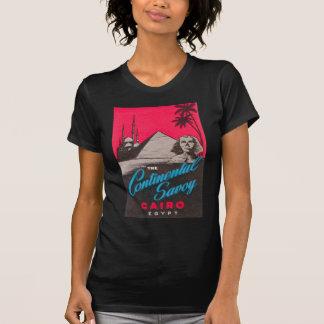Continental Savoy Cairo Egypt T-Shirt