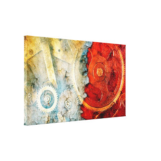Continuance Canvas Print