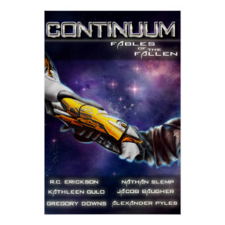 Continuum Fables of the Fallen Print