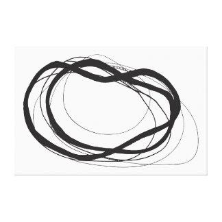 Continuum Horizontal Canvas Print