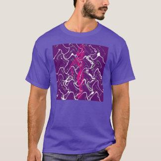 contours girls T-Shirt