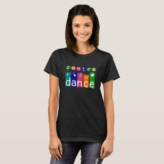 Contra Dance 0218 T-Shirt