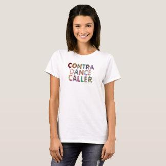 Contra Dance Caller T-Shirt