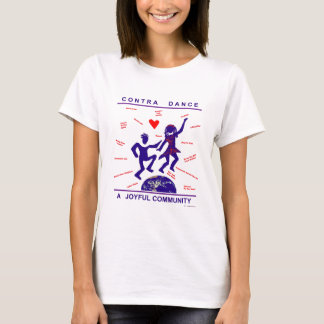 Contra Dance Joy T-Shirt
