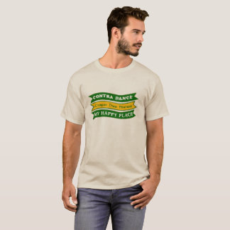 Contra Dance - My Happy Place T-Shirt