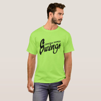 Contra Dance Swings T-Shirt