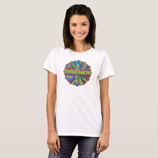 Contra Dancer Mandala T-Shirt
