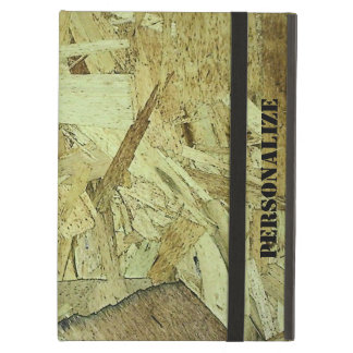 Contractor Construction OSB Chip Board Plywood iPad Air Cover