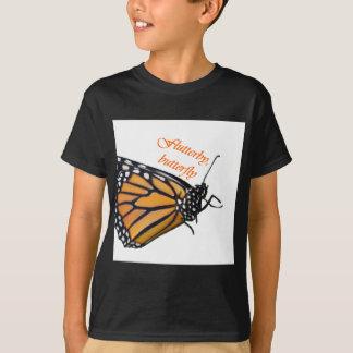 Contrast Flutterby T-Shirt