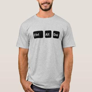 Control Alt Delete T-Shirt
