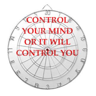 CONTROL DARTBOARD WITH DARTS