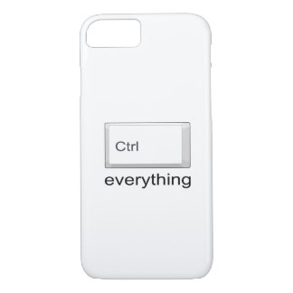 Control everything iPhone 8/7 case