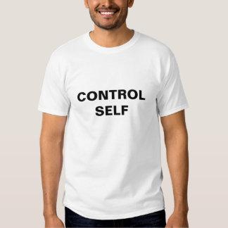 CONTROL SELF TSHIRT