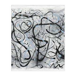 Conundrum Print 16 x20 Acrylic Wall Art