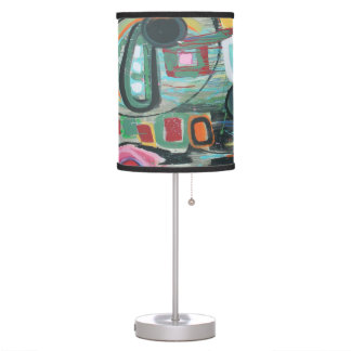 Conundrum Table Lamp