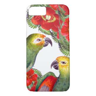 Conure Parrot Birds Wildlife Animal iPhone 7 Case