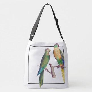 Conure Parrot Birds Wildlife Shoulder Tote Bag