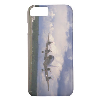Convair Turbo-Prop. (airplane_Military Aircraft iPhone 7 Case
