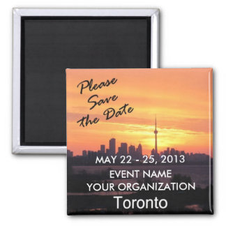 Convention in Toronto Generic Magnet