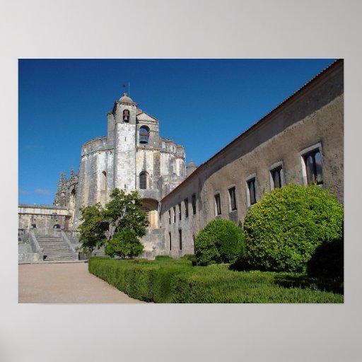 Convento de Cristo Poster