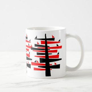 Conversation Tree Coffee Mug