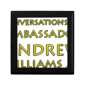Conversations w/Ambassador Andrew Williams Jr. Gift Box
