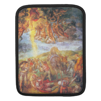 Conversion of Paul by Michelangelo Unterberger iPad Sleeve