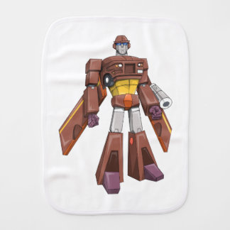 Convoy Burp Cloth