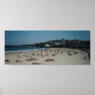 Coogee Beach, Australia Poster