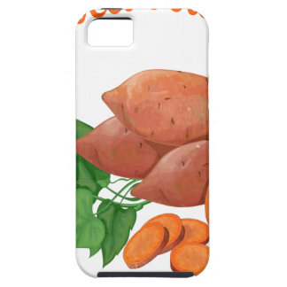 Cook a Sweet Potato Day - Appreciation Day iPhone 5 Cover