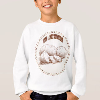 Cook a Sweet Potato Day - Appreciation Day Sweatshirt