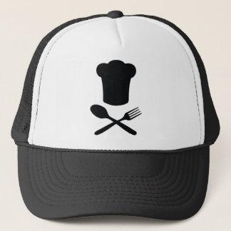 cook chef hat restaurant cooking