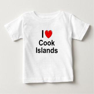 Cook Islands Baby T-Shirt