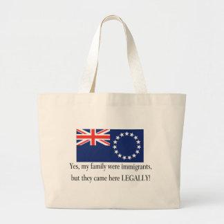 Cook Islands Canvas Bag