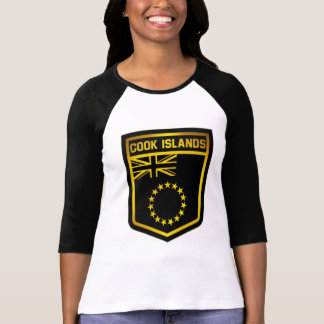 Cook Islands Emblem T-Shirt