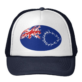 Cook Islands Gnarly Flag Hat