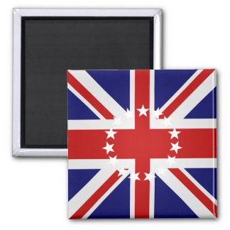 Cook Islands High quality Flag Magnet