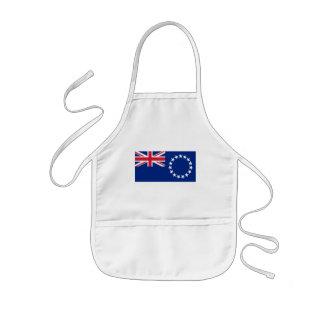 cook islands kids apron
