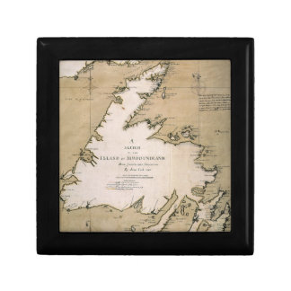 COOK: NEWFOUNDLAND, 1763 GIFT BOXES
