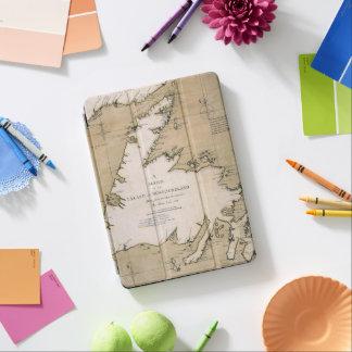 COOK: NEWFOUNDLAND, 1763 iPad AIR COVER