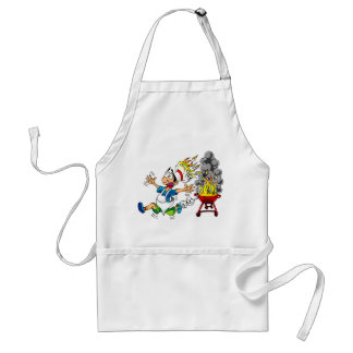 Cook on Fire Apron