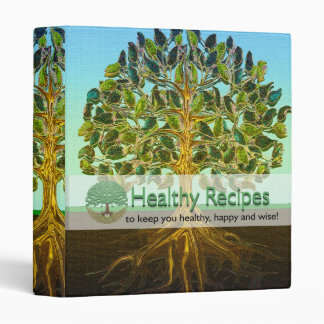 Cookbook, scrapbook, journal, diary... 3 ring binder