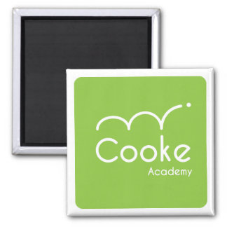 Cooke Academy Square Magnet