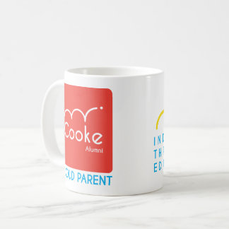 Cooke Alumni Proud Parent Mug