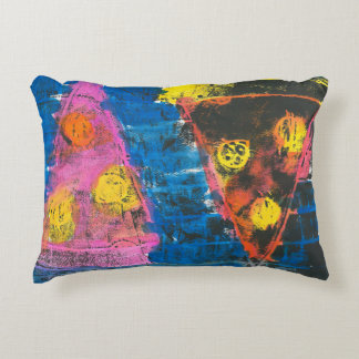 Cooke Founders Collection, Student Art Pillow #14